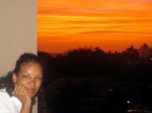 Aruba sunset