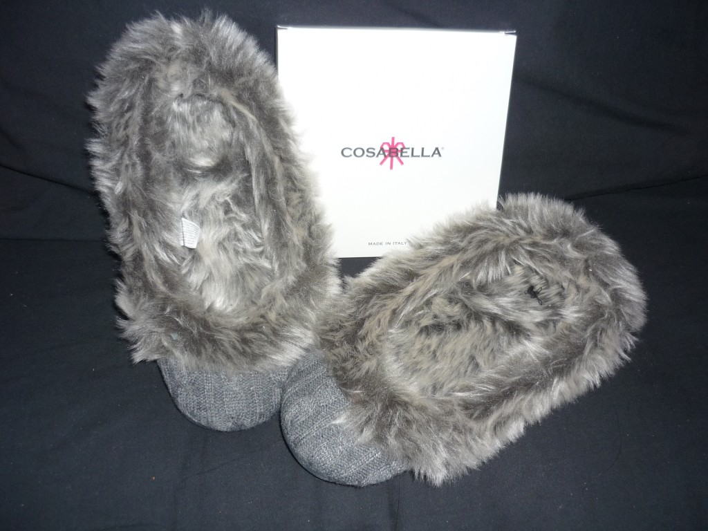 Cosa Bella Dearform slippers