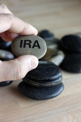 IRA rock, IRA stone