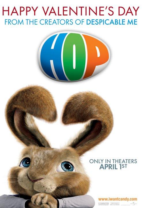 Universal's Hop