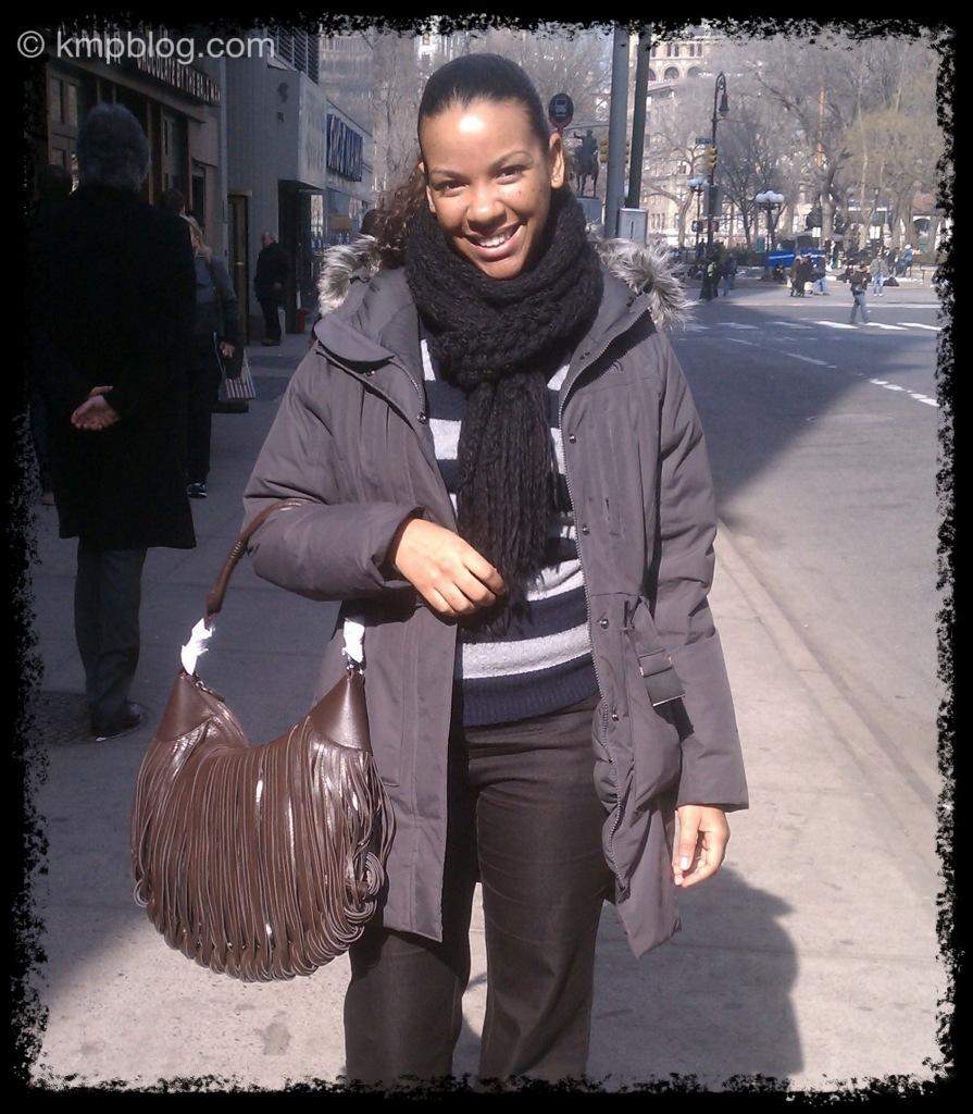 Katherine Kwei Donna Large Hobo Classic
