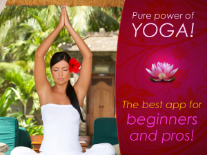 all-in yoga HD for iPad