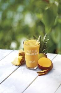 McDonald's Mango Pineapple Smoothie