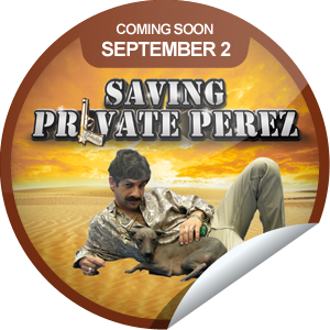 Saving Private Perez GetGlue sticker
