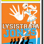 Lysistratat Jones Playbill