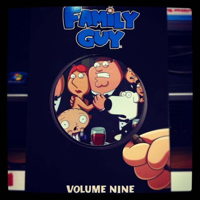 Family Guy Volume Nine DVD