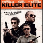 Killer Elite DVD Blu-ray combo
