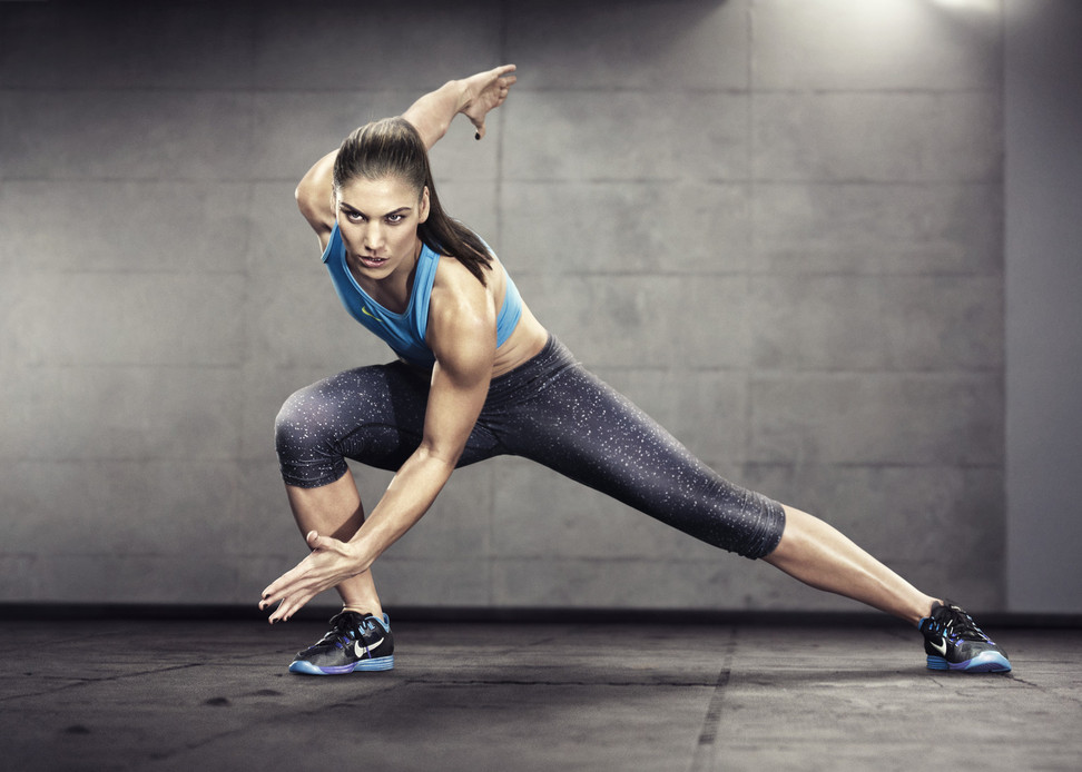 Nike Plus Training Hope Solo
