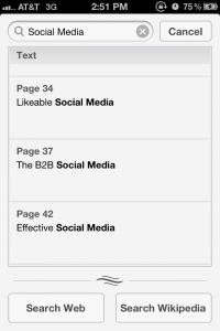 searchable ibooks