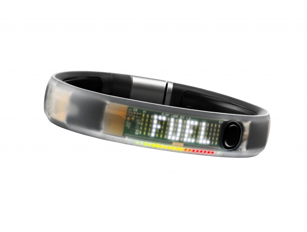 NikeFuel Band Iced limited edition