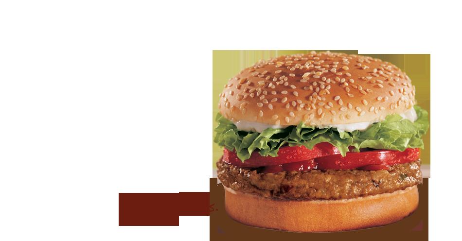 BK Veggie Burger