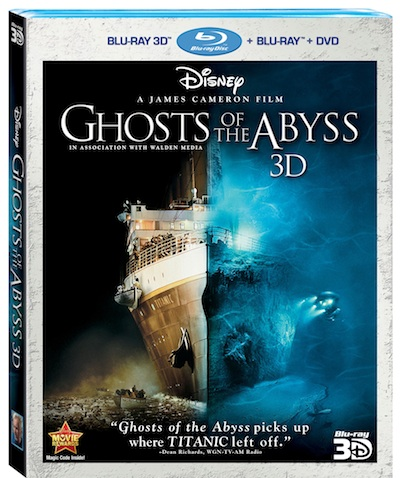 Ghost of the Abyss 3D