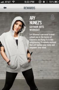 Ary Nunez's Gotham Arts Workout