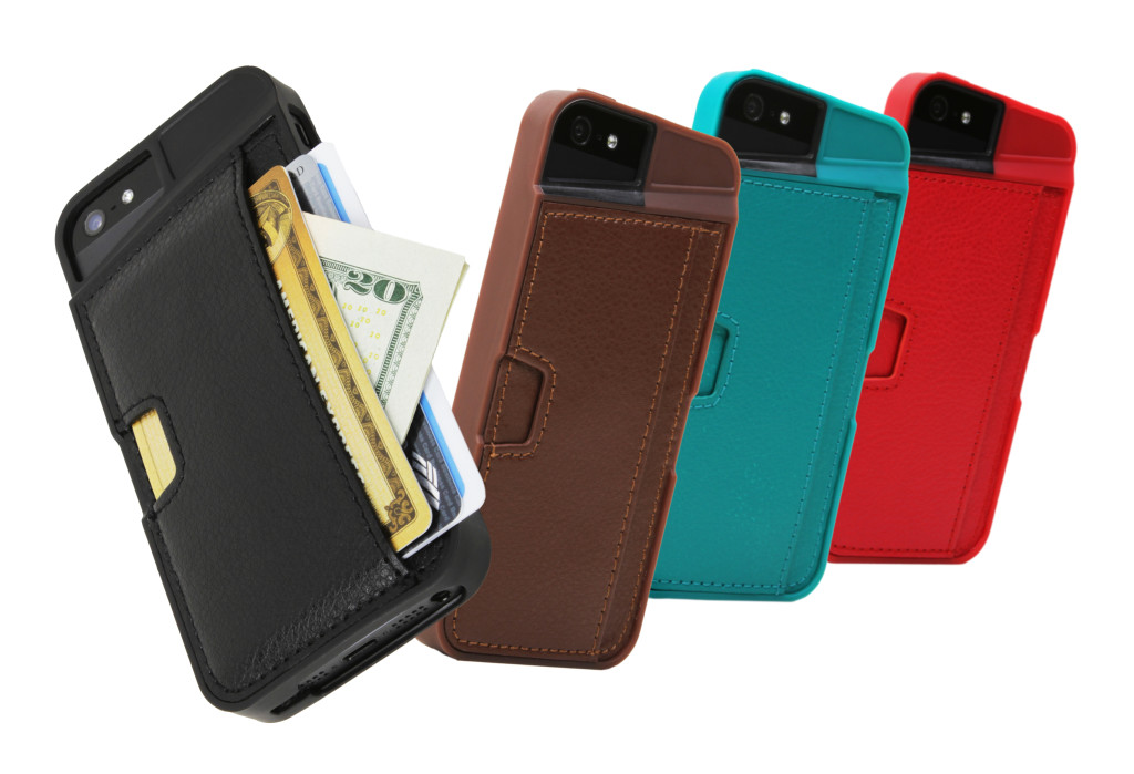 Q Card Case for iPhone 5 by CM4