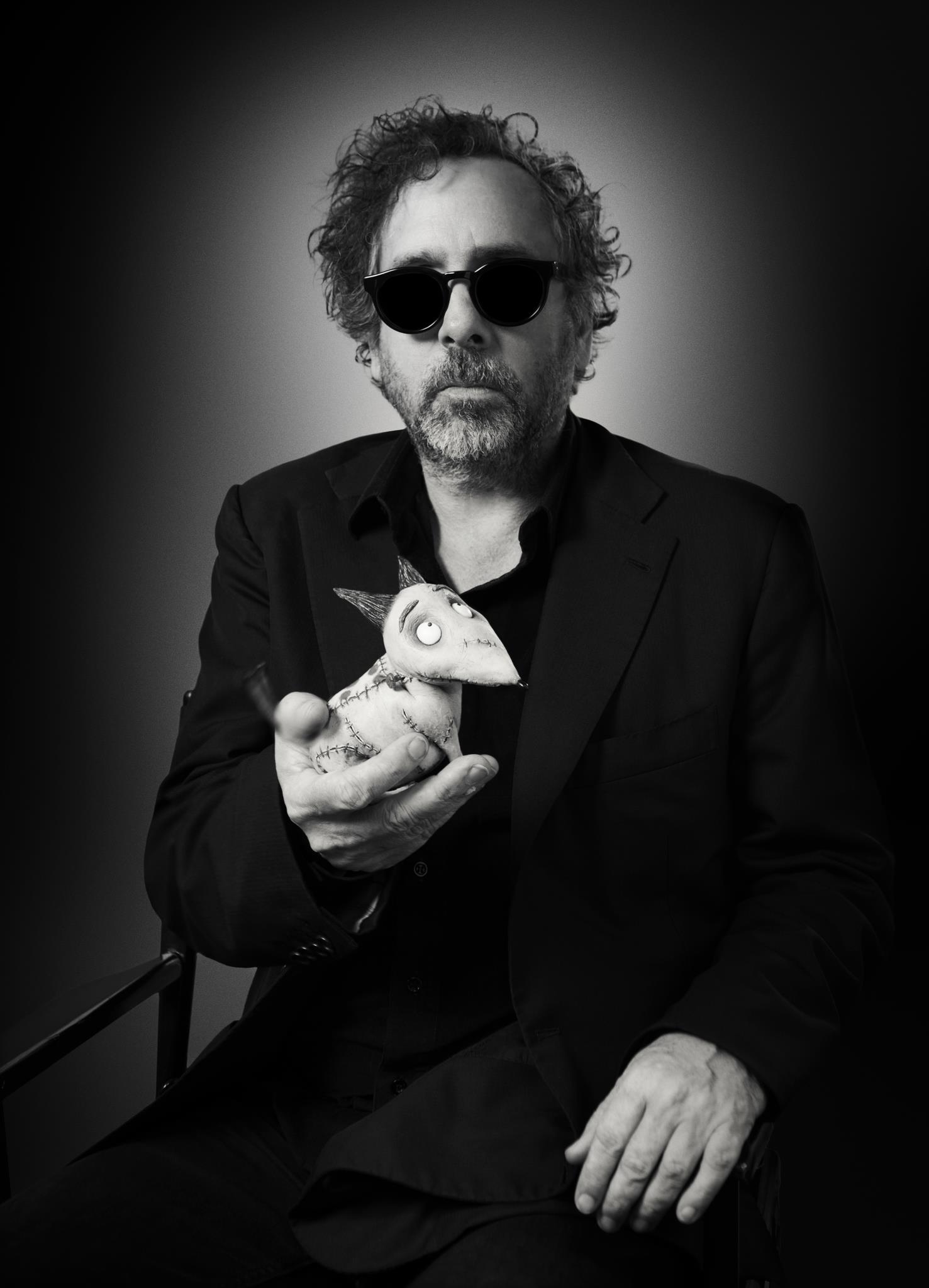 Tim Burton Movie About Dog