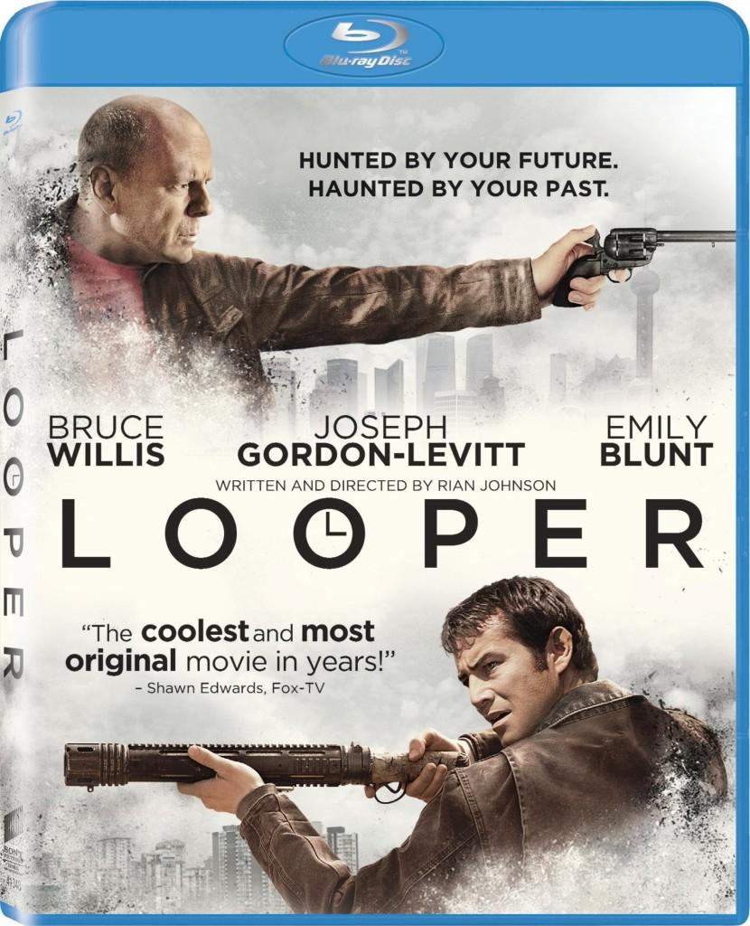 Looper DVD Cover