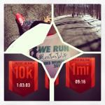 NWM Virtual 10k - March 9, 2013