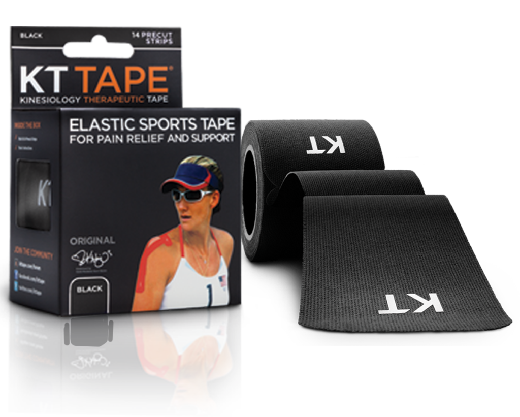 KT Tape Black