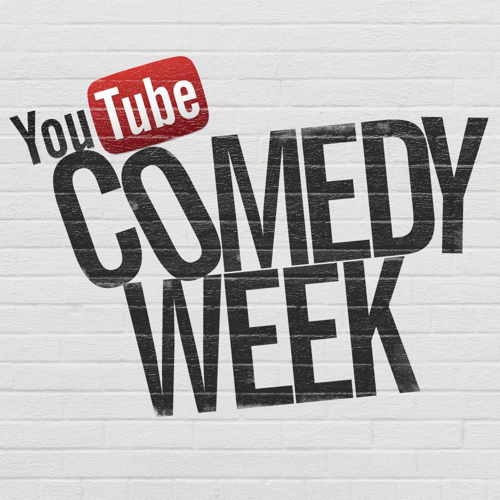 youtube comedy week