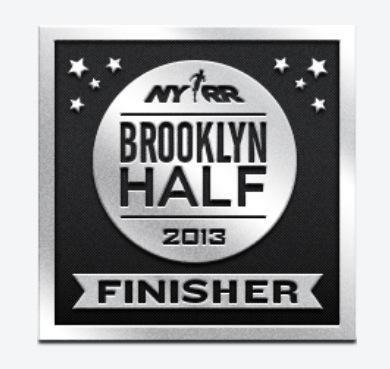 BK Half Finisher