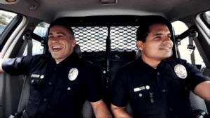 End of Watch - Jake Gyllenhaal and Michael Peña