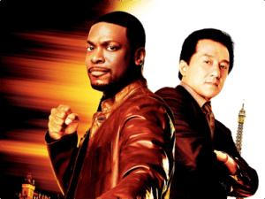 Rush Hour - Chris Tucker and Jackie Chan