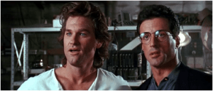 Tango and Cash - Sylvester Stallone and Kurt Russell