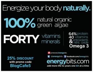 Energy Bits for Blog Cafe 5.0