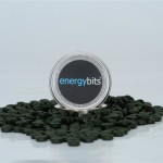 energybits with bits - smal travel tin