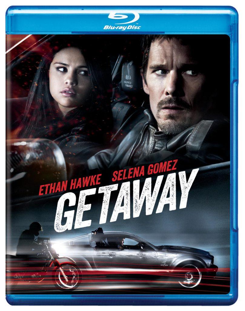 getaway bluray