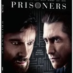 Prisoners Blu-ray cover
