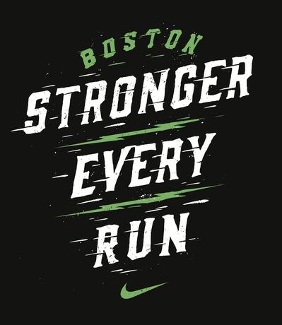 Boston Stronger Every Run
