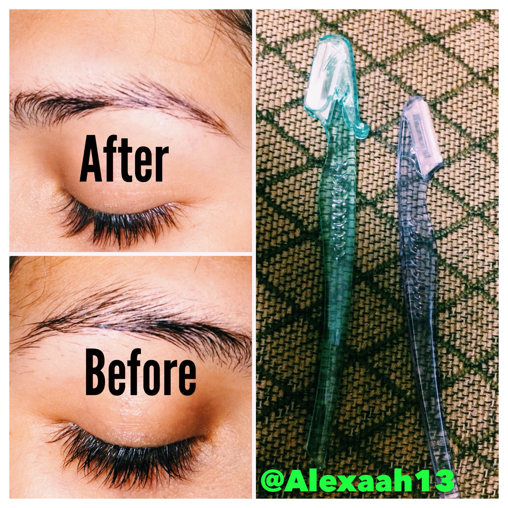 Painless Way To Groom Your Eyebrows