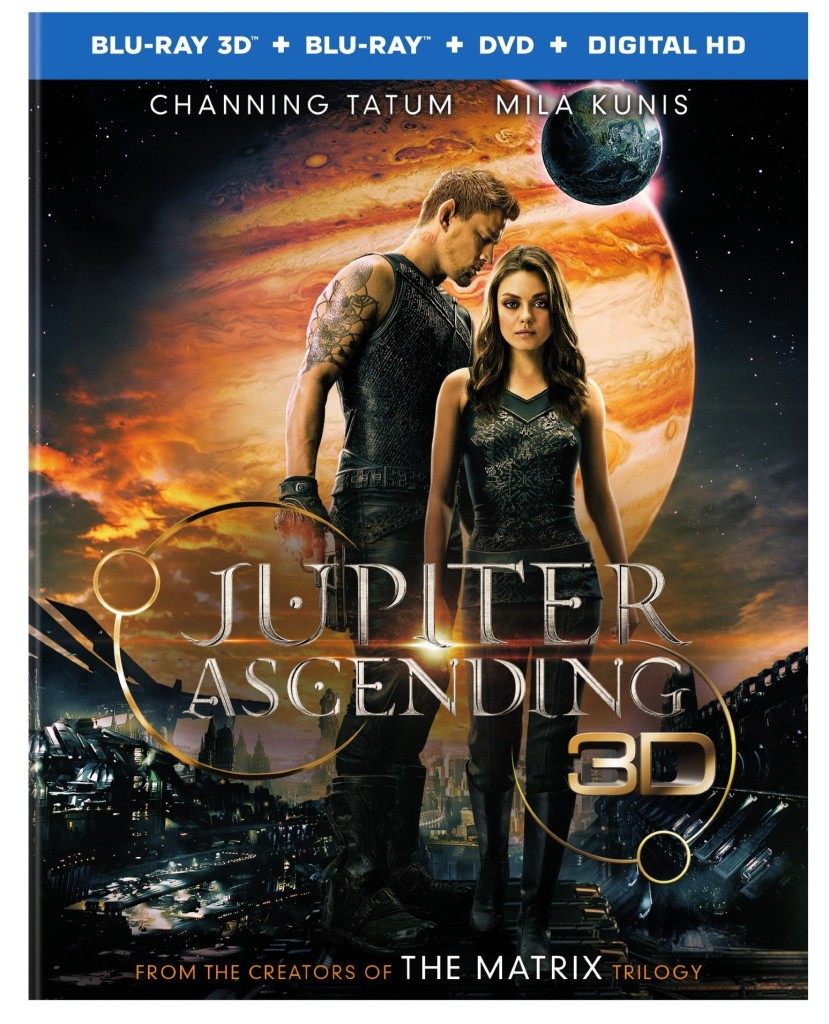 Jupiter Ascending 3D