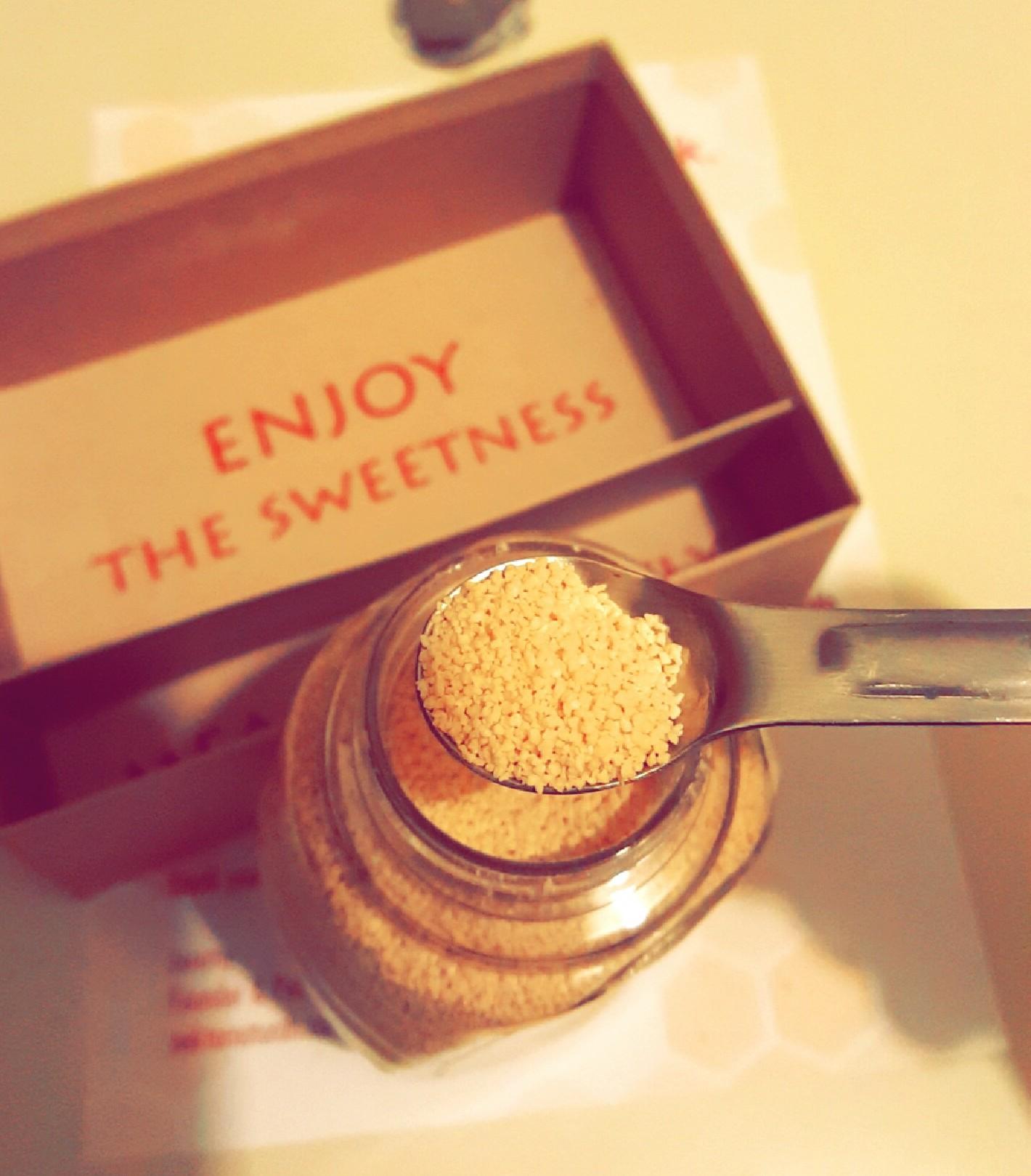Nektar Honey Crystals Holiday Recipe and Giveaway