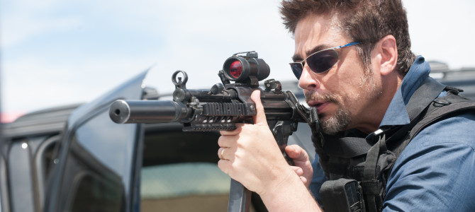 Sicario on Blu-ray/DVD Tuesday 1/5/16 – GIVEAWAY