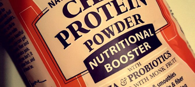 Need a Boost?! Try Bob's Red Mill Nutritional Boosters