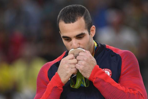 Danell Leyva, USA - Men's gymnastics
