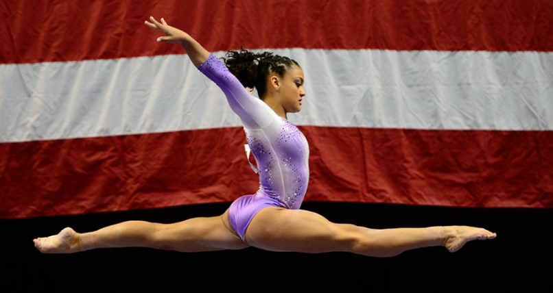 Laurie Hernandez, USA - Women's gymnastics