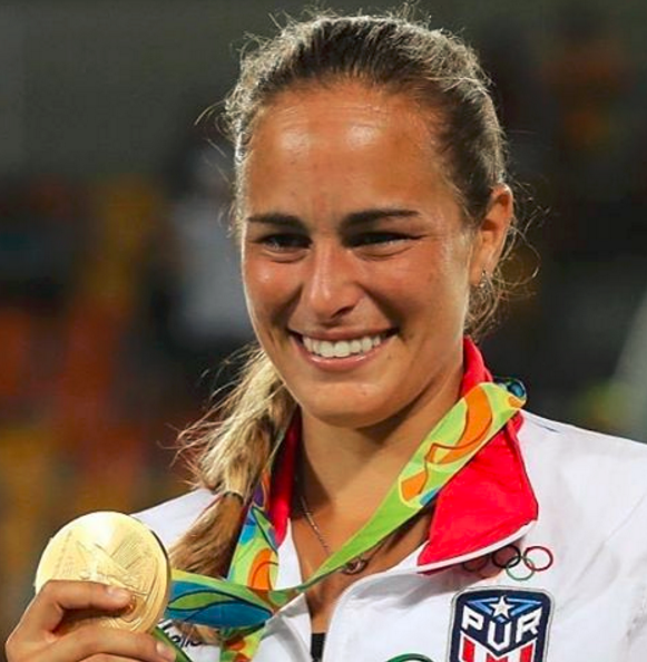 Monica Puig , Puerto Rico - Women's Tennis