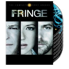 Fringe dvd, season 1