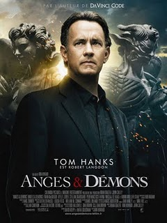 Angels & Demons movie poster