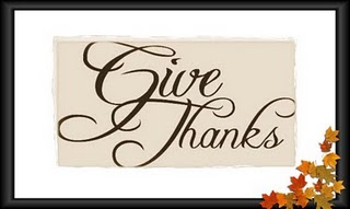 give thanks, happy thanksgiving day