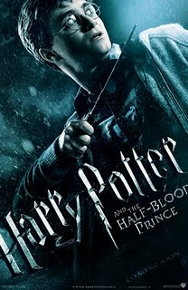 Harry Potter 6 poster