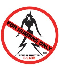 District 9 For humans only